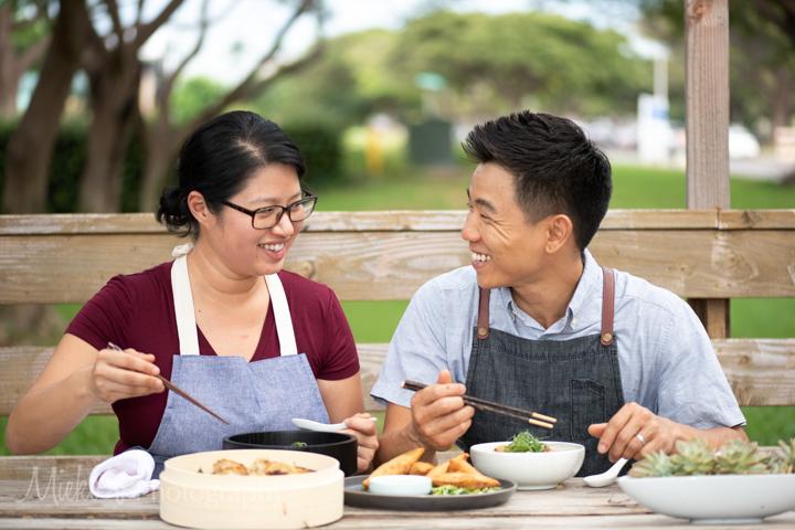 Commercial Food Photographer, Hawaii, Maui,